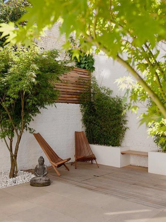 Un potager pour votre balcon comment cr er un jardin zen - Creer un jardin zen ...