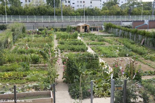 Jardin communal