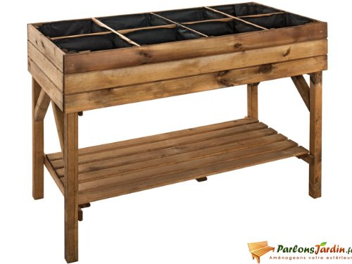 un potager pour votre balcon guide potager de balcon en mars. Black Bedroom Furniture Sets. Home Design Ideas