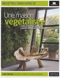 Livre pour une maison végétalisée