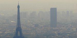Pic de pollution à Paris